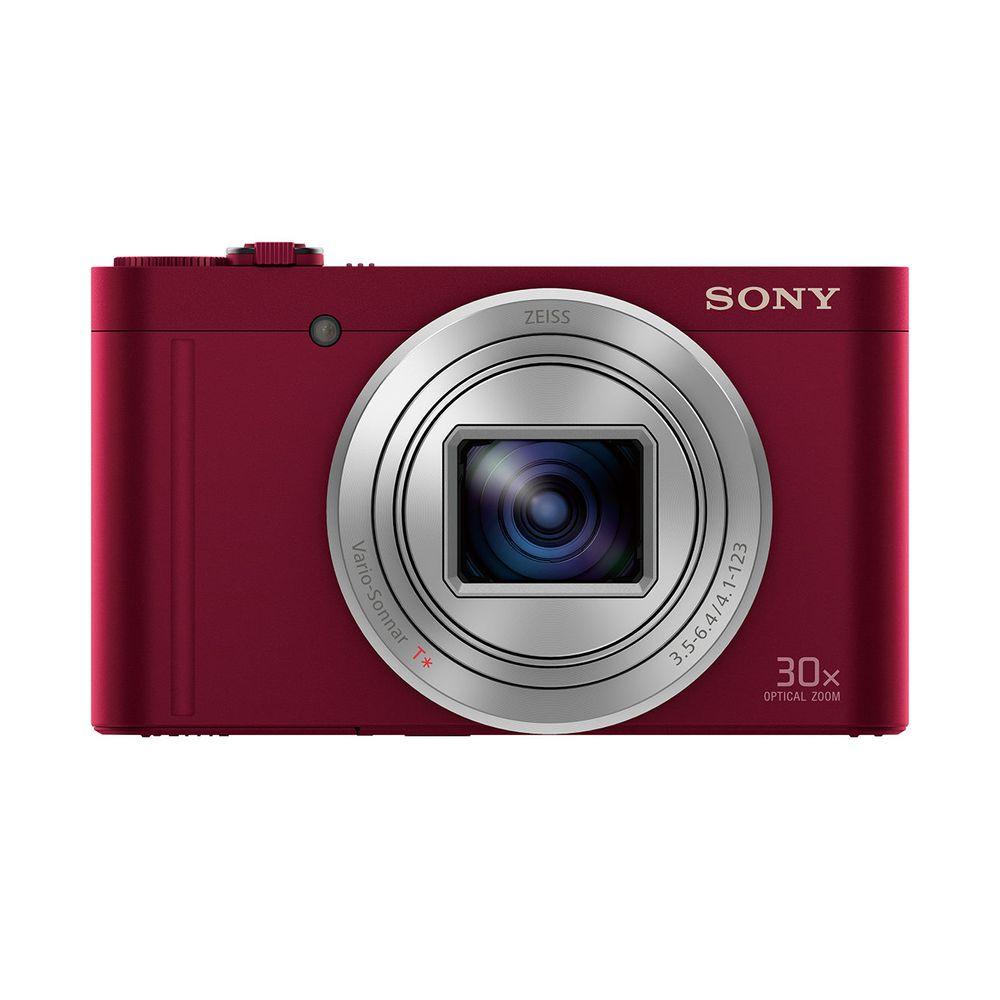 Cámara compacta WX500 con zoom óptico de 30x   Sony Store Chile ...
