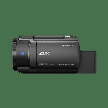 Handycam® 4K Ax43 Con Sensor Cmos Exmor R™